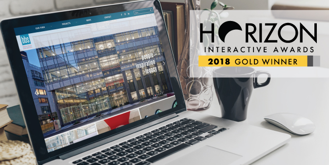 2018 Horizon Interactive Award for BBS.