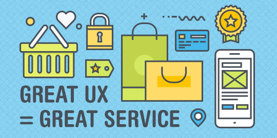 Great user experience is essential in providing great customer service