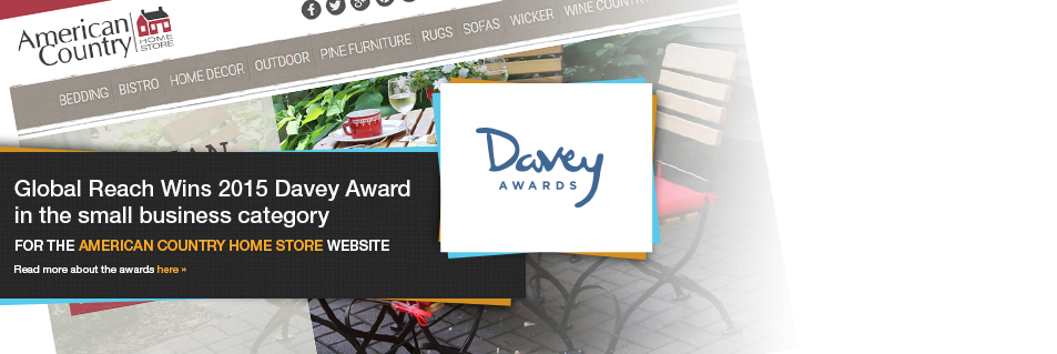 American Country Home Store wins Davey Award