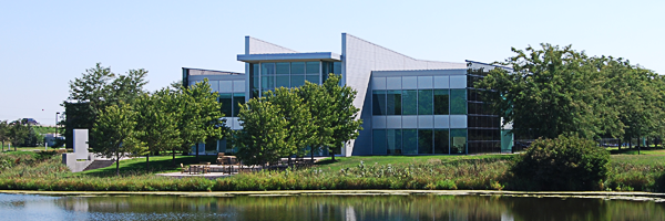 Global Reach office building in Ames, Iowa