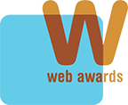 Web Awards logo.