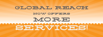 Global Reach now offers more services
