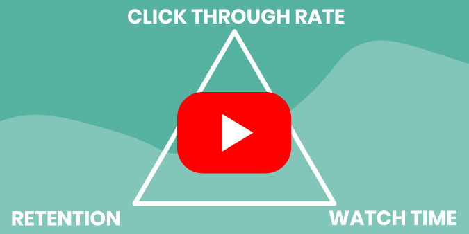 The YouTube Holy Trinity of Data: CTR, Watch Time, and Audience Retention
