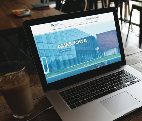 See Ames Economic Development Commission details