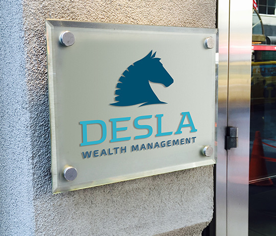 See Desla Wealth Management Corporate Identity details