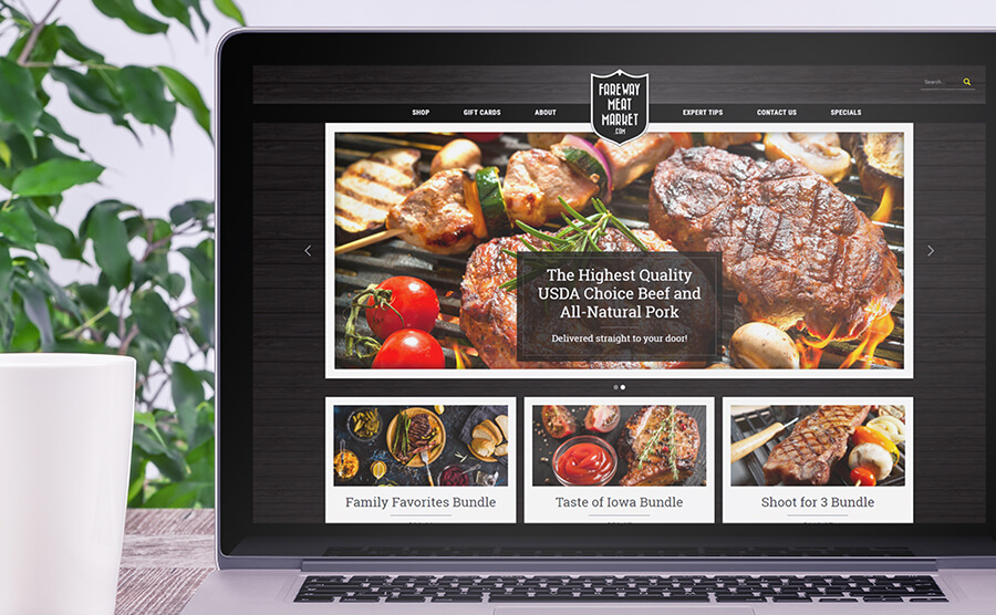 Fareway Meat Market Service E Commerce Global Reach