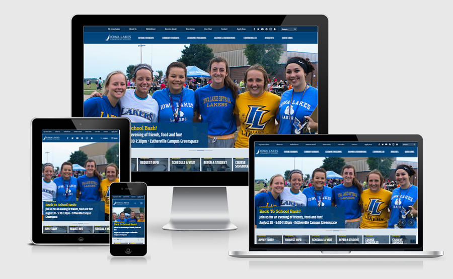 Iowa Lakes Homepage