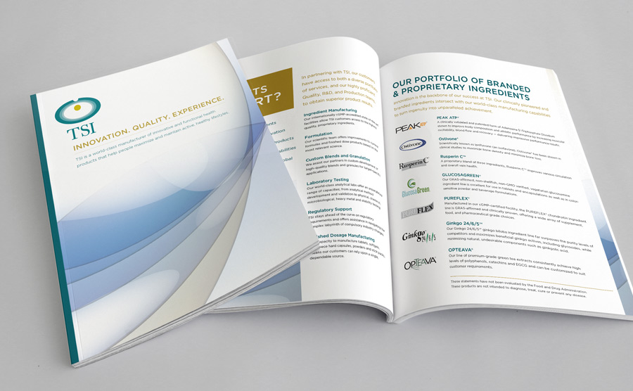 TSI Inc. Corporate Brochure