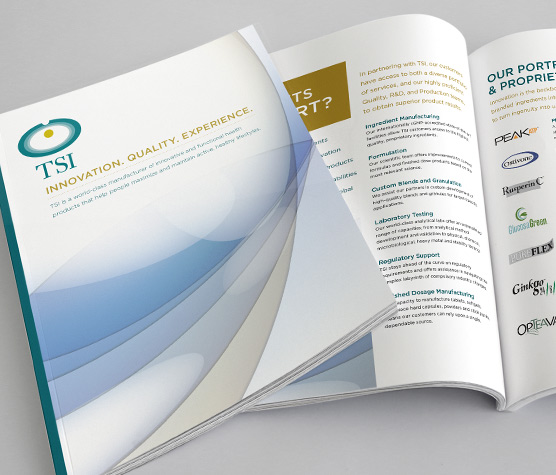 See TSI, Inc. Corporate Brochure details