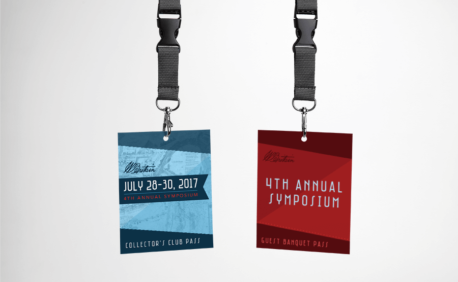 ID badges for event goers