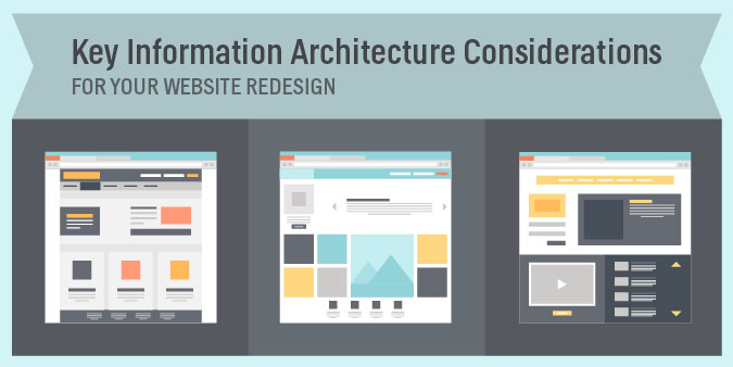 View post titled Redesigning Your Website? Make these Key Information Architecture Considerations First