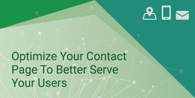 View post titled Is Your Contact Page Serving Your Users Effectively?