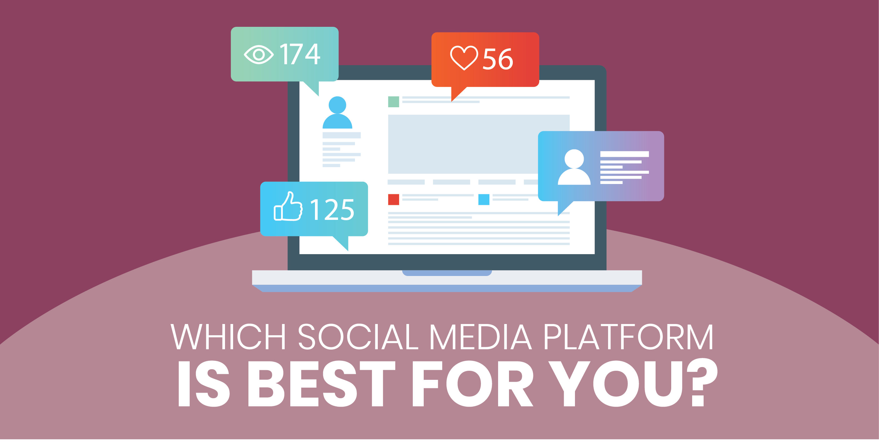 Which Social Media Platform is Right for Me?