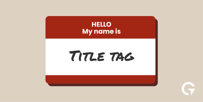 An illustration from Global Reach about the power of title tags