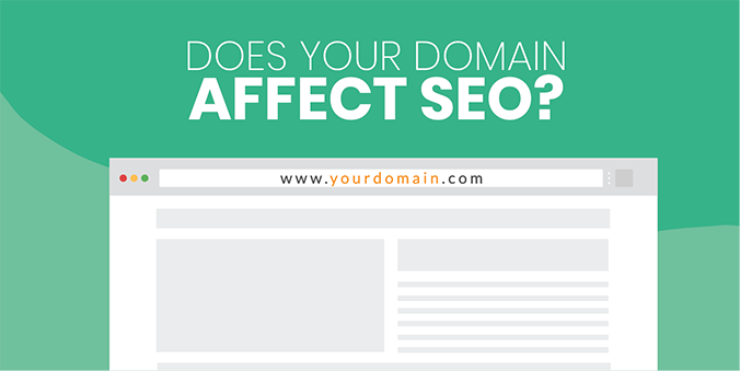 View post titled Does Your Domain Affect SEO?
